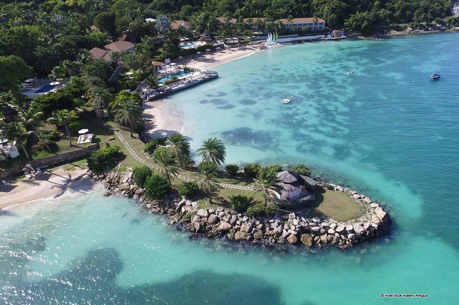 Antigua Hotels  Sterne